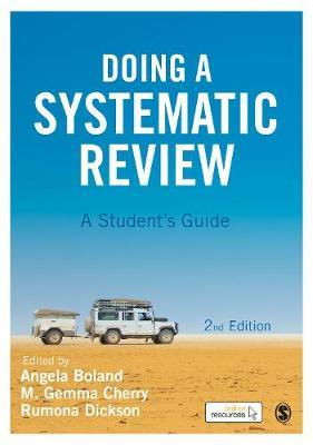 Doing a Systematic Review (BOK)