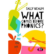What comes before phonics? (BOK)