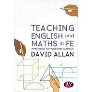 Teaching English and Maths in FE (BOK)