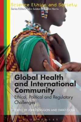 Global Health and International Community (BOK)