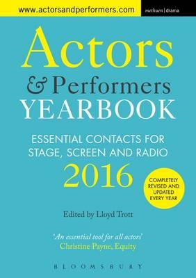 Actors and Performers Yearbook 2016 (BOK)