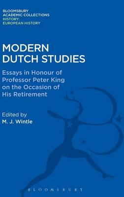 Modern Dutch Studies (BOK)