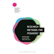 Research Methods for Pedagogy (BOK)