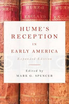 Hume's Reception in Early America (BOK)
