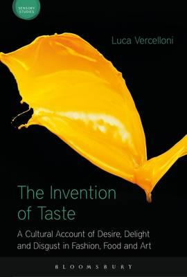 Invention of Taste (BOK)