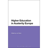 Higher Education in Austerity Europe (BOK)