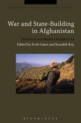 War and State-Building in Afghanistan (BOK)