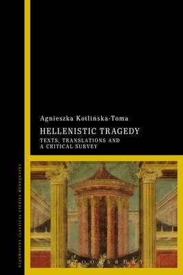 Hellenistic Tragedy (BOK)