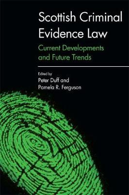 Scottish Criminal Evidence Law (BOK)