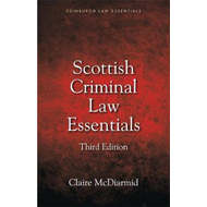Scottish Criminal Law Essentials (BOK)
