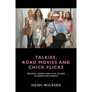 Produktbilde for Talkies, Road Movies and Chick Flicks (BOK)