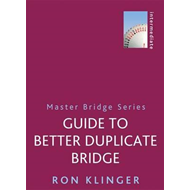 Guide to Better Duplicate Bridge (BOK)