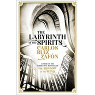 Labyrinth of the Spirits (BOK)