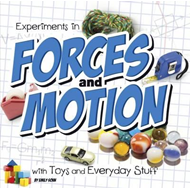 Experiments in Forces and Motion with Toys and Everyday Stuf (BOK)