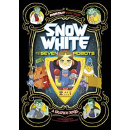 Snow White and the Seven Robots: A Graphic Novel (BOK)