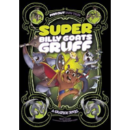 Super Billy Goats Gruff: A Graphic Novel (BOK)