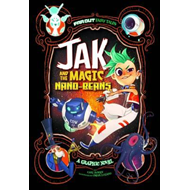 Jak and the Magic Nano-beans: A Graphic Novel (BOK)