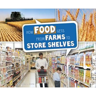 How Food Gets from Farms to Shop Shelves (BOK)