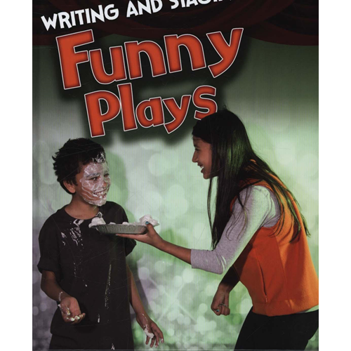 Writing and Staging Funny Plays (BOK)