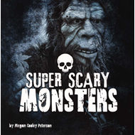 Super Scary Monsters (BOK)