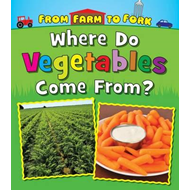 Where Do Vegetables Come From? (BOK)