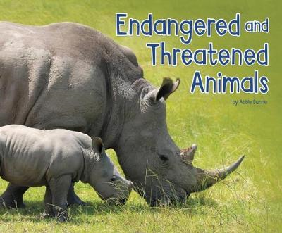 Endangered and Threatened Animals (BOK)