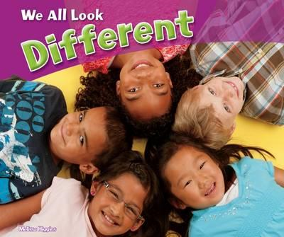 We All Look Different (BOK)