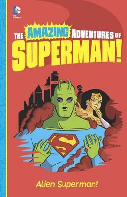 Alien Superman! (BOK)