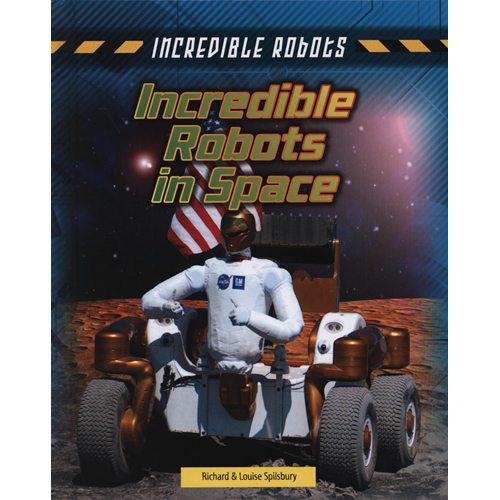 Incredible Robots in Space (BOK)