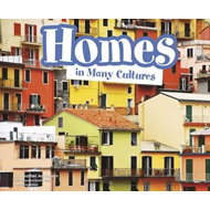 Homes in Many Cultures (BOK)