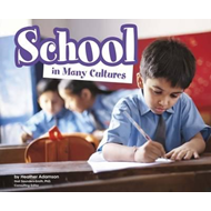 School in Many Cultures (BOK)