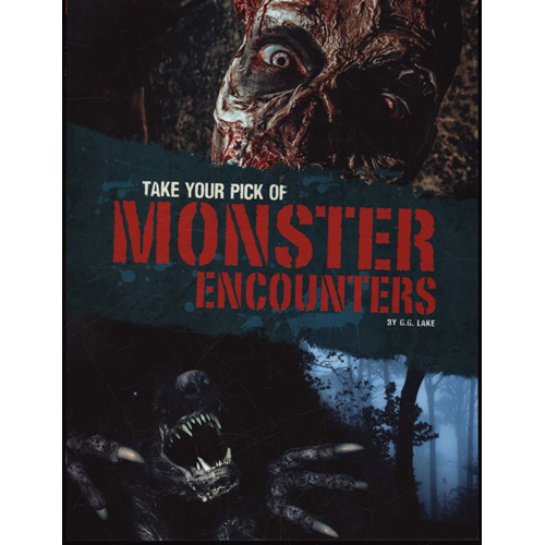 Take Your Pick of Monster Encounters (BOK)