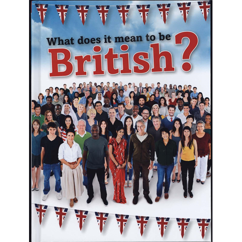 What Does It Mean to be British? (BOK)