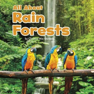 All About Rainforests (BOK)