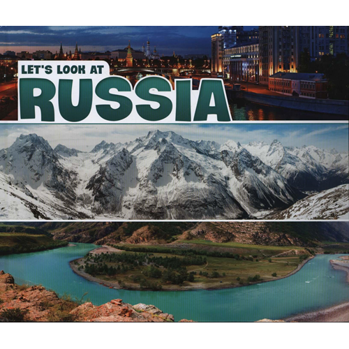Let's Look at Russia (BOK)