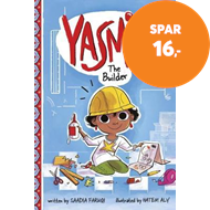 Produktbilde for Yasmin the Builder (BOK)