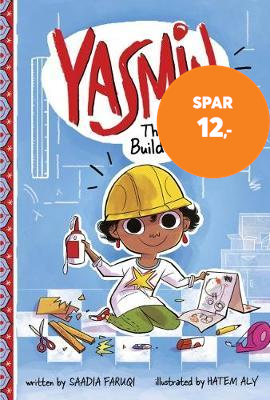 Yasmin the Builder (BOK)