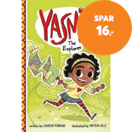 Produktbilde for Yasmin the Explorer (BOK)