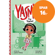 Produktbilde for Yasmin the Teacher (BOK)