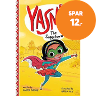 Produktbilde for Yasmin the Superhero (BOK)