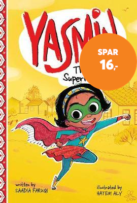 Yasmin the Superhero (BOK)