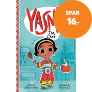 Produktbilde for Yasmin the Chef (BOK)