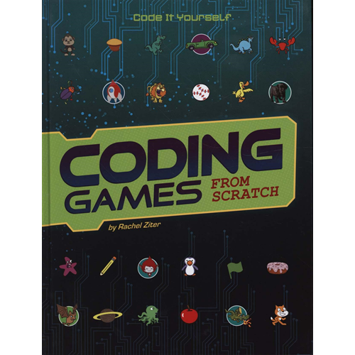 Coding Games from Scratch (BOK)