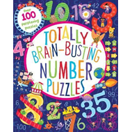 Totally Brain-Busting Number Puzzles (BOK)