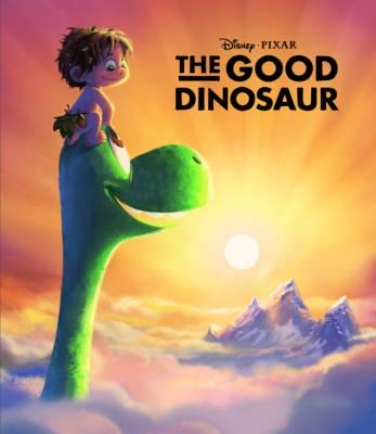 Disney Pixar the Good Dinosaur Picture Book (BOK)