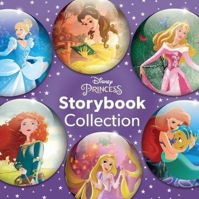 Disney Princess Storybook Collection (BOK)