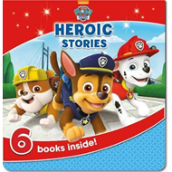 Nickelodeon PAW Patrol Heroic Stories (BOK)