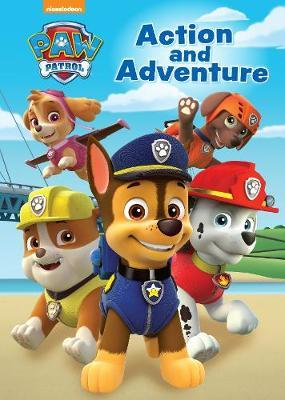 Nickelodeon PAW Patrol Action and Adventure (BOK)