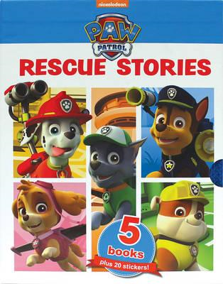 Nickelodeon PAW Patrol Rescue Stories (BOK)