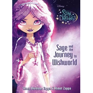 Disney Star Darlings: Sage and the Journey to Wishworld (BOK)
